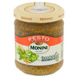 Sos Pesto z rukolą