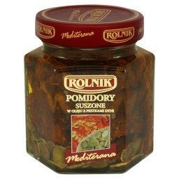 Mediterana Pomidory suszone w oleju z pestkami dyni