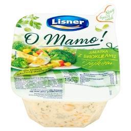 O Mamo! Sałatka z brokułami i jajkiem