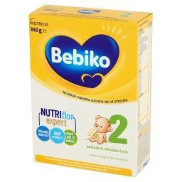 2 Mleko następne dla niemowląt powyżej 6. miesiąca ż...