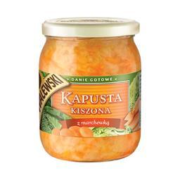 Kapusta kiszona z marchewką 540 ml