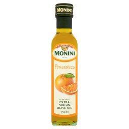 Aromatyzowana oliwa z oliwek o smaku pomarańczy