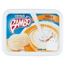 Bambo Lody o smaku waniliowym