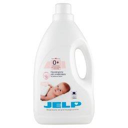 0+ Hipoalergiczny płyn zmiękczający do płukania tkanin subtelny dotyk  (25 prań)
