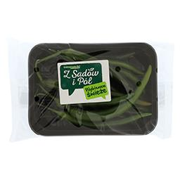Peperoni zielone tacka