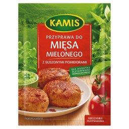 Przyprawa do mięsa mielonego z suszonymi pomidorami ...