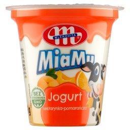 MiaMu Jogurt nektarynka-pomarańcza