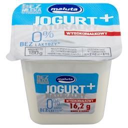Jogurt naturalny wysokobiałkowy 0 % tłuszczu 180 g