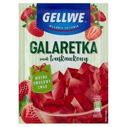 Galaretka smak truskawkowy