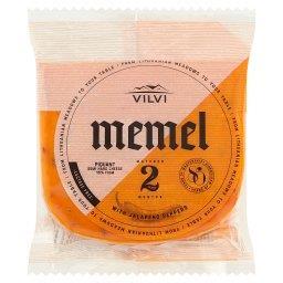 Ser Memel Piquant z ostrymi papryczkami jalapeno 0,1...