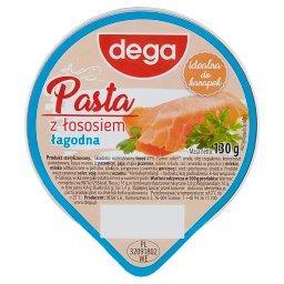 Pasta z łososiem łagodna 130 g