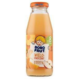 100% sok wieloowocowy po 8. miesiącu