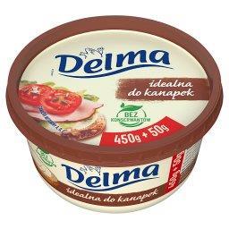 Margaryna półtłusta o smaku masła 500 g