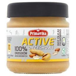 Active Pasta orzechowa