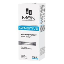 Men Sensitive Krem nawilżający 75 ml