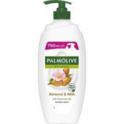 Naturals Almond&Milk kremowy żel pod prysznic migdał...