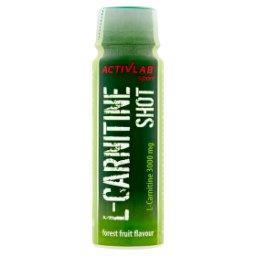 L-karnityna Shot Skoncentrowany napój funkcjonalny