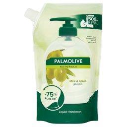Naturals Milk & Olive Mydło w płynie do rąk zapas