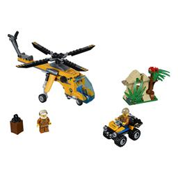 Klocki Lego City Helikopter transportowy 60158