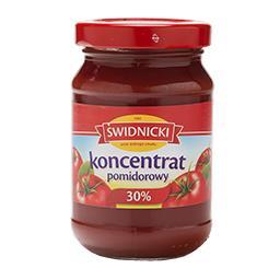 Koncentrat pomidorowy 30 %