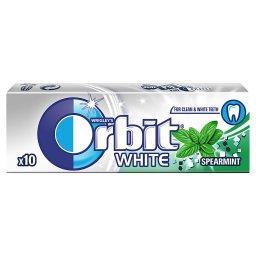 White Spearmint Guma do żucia bez cukru  (10 drażete...