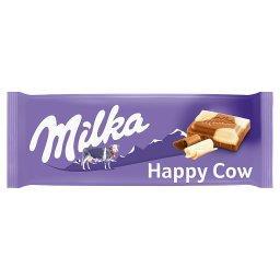 Czekolada mleczna Happy Cow