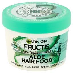 Fructis Aloe Hair Food Maska do włosów normalnych i ...