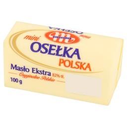 Masło ekstra mini osełka polska