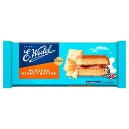 Cookie Czekolada mleczna z nadzieniem peanut butter ...