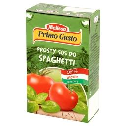 Melissa Prosty sos do spaghetti