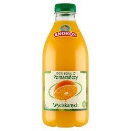 100 % sok z pomarańczy wyciskanych