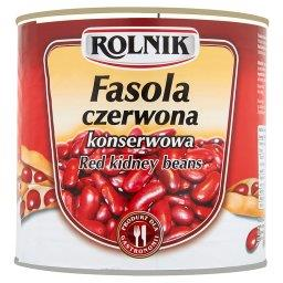 Fasola czerwona konserwowa 2,5 kg