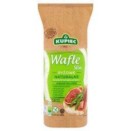Slim Wafle ryżowe naturalne  (18 sztuk)