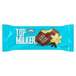 Top Milker Lody o smaku waniliowym w mlecznej czekol...