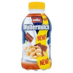 Milch fistaszki w czekoladzie Napój mleczny