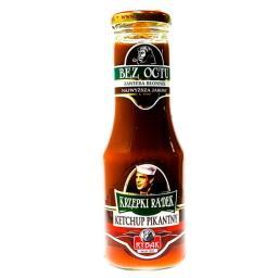 Ketchup pikantny 520g