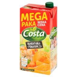 Napój mandarynka-pomarańcza 2 l