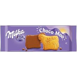Choco Moo Ciastka oblane czekoladą mleczną z mleka a...