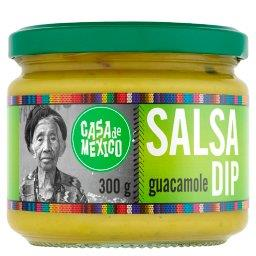 Salsa Guacamole Dip