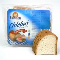 Chleb Chlebuś bezglutenowy 250g