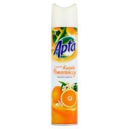 Odświeżacz powietrza o zapachu kwiatu pomarańczy