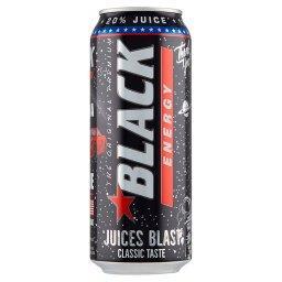 Energy Juices Blast Gazowany napój energetyzujący