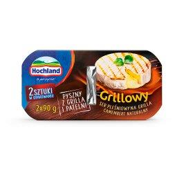 Grillowy Ser pleśniowy na grilla Camembert naturalny...
