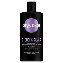 Blonde & Silver Szampon