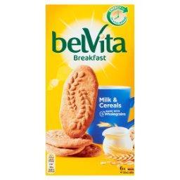 Breakfast Ciastka zbożowe z mlekiem 300 g