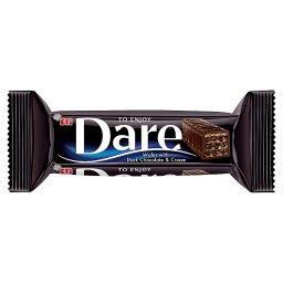 Dare Wafel w czekoladzie z kremem czekoladowym 50 g