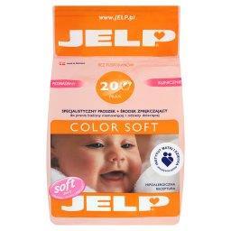 Color Soft Specjalistyczny proszek i środek zmiękczający do prania odzieży dziecięcej
