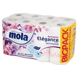 Elégance Romantic Papier toaletowy 16 rolek