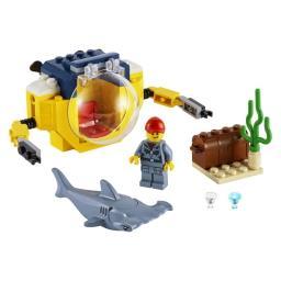 Oceaniczna miniłódź podwodna 60263