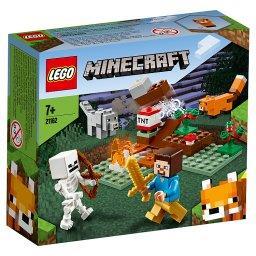 Minecraft Przygoda w tajdze 21162